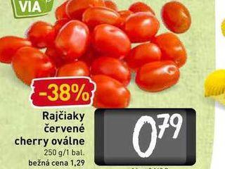 Rajčiaky červené 250 g