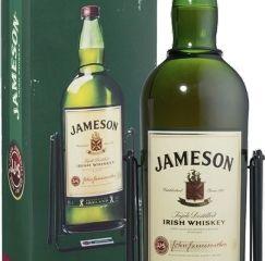 Obrázok Jameson 40% 4,50 L