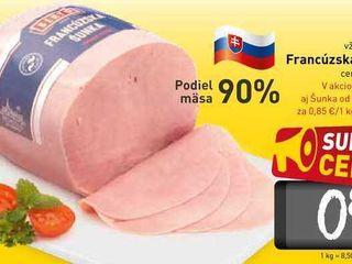 Obrázok Francúzska šunka 100 g