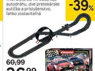Carrera autodráha GO DTM