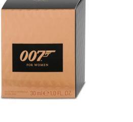 Obrázok Parfumovaná voda 007 for Women, 30 ml