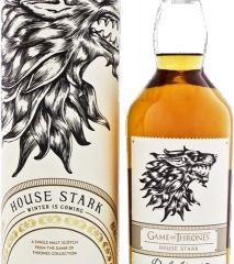 Obrázok House Stark & Dalwhinnie - Game of Thrones 43% 0,70 L
