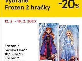 Obrázok Frozen bábika Anna