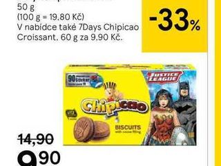 7Days Chipicao Biscuit, 50g