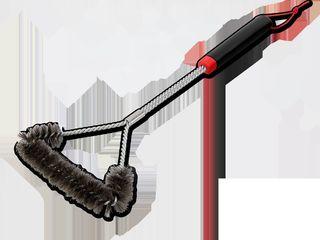 Kefa na čistenie roštov trojstranná 46cm Weber 1ks