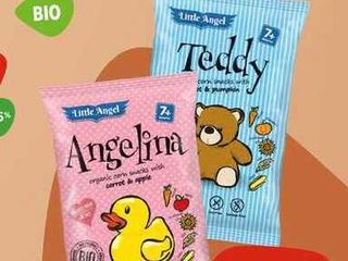 BIO LITTLE ANGEL SNACK 30 g