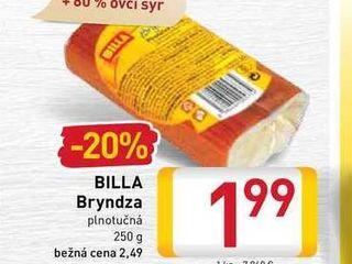Obrázok  Bryndza 250 g