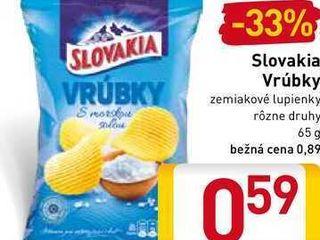 Slovakia Vrúbky  65 g