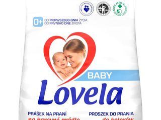Lovela Baby Farebná bielizeň prací prášok 41 praní 1x1 ks